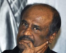 Rajinikanth On His Way To Singapore