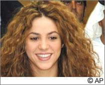 Shakira To Sing For A Bollywood Film