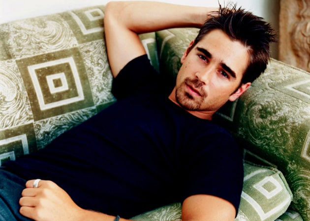 Colin Farrell quits smoking