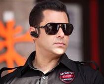 Salman to be Lady Gaga's bodyguard?