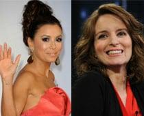 Longoria, Fey named highest paid TV actresses