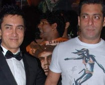 Salman is bigger than me: Aamir Khan