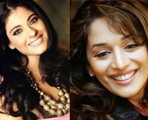 Gautam said he had two daughters, me and Kajol: Madhuri