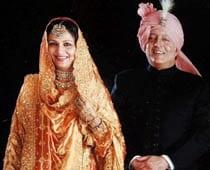 Sharmila-Pataudi made perfect couple, say designers