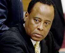 Prosecution rests case against Dr Conrad Murray in Jackson Trial