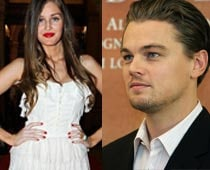 Leonardo DiCaprio dating Australian model Alyce, Reports
