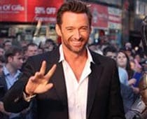 Hugh Jackman opens charity coffee shop