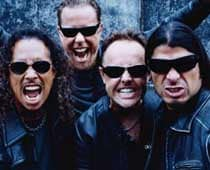 Bank asked to seize Metallica concert organisers' account