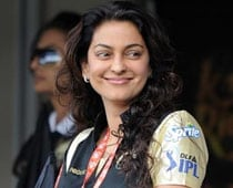 Mobile towers potential health hazards, says Juhi Chawla