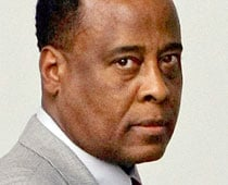 Dr Conrad Murray to be sentenced for Michael Jackson's death today