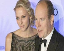 Monaco's Royal Couple attend Princess Grace Awards