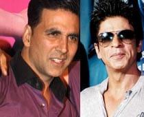 King Khan-Akshay clash next Diwali