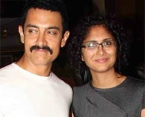 Aamir and Kiran's baby named Azad Rao Khan