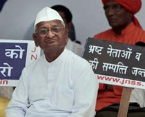Bollywood extends support to Anna in Maharastra