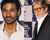 Dhanush twisted 'Kolaveri di' especially for Big B