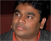I suggested Prateik for <i>Ekk Deewana Tha</i>: AR Rahman