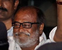 "Die-hard Thalaivar fans celebrate his ""rebirth"""