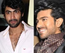 Rana to throw a bachelor party for Ram Charan Teja