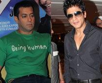 Salman, SRK vie for best actor award