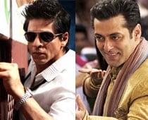SRK misses award ceremony because of Salman