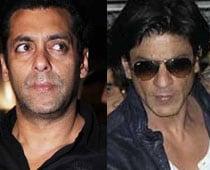 Salman, SRK named most profitable actors