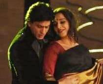 Shah Rukh a brother? No way, says Vidya