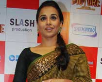 I had my own questions about <i>The Dirty Picture</i> role: Vidya