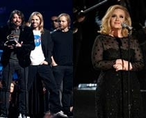54th Grammy Awards: Foo Fighters and Adele big winners
