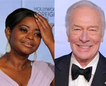 Plummer, Spencer win supporting-acting Oscars