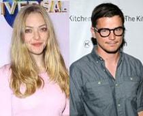 Amanda Seyfried, Josh Hartnett take romance public