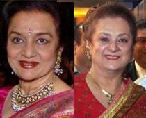 Working with Joy Mukherjee was a 'joy', say Asha, Saira