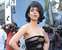 Kangana plays gangster's moll again, calls it coincidence
