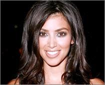 Kim Kardashian laughs off white powder incident