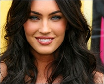 Megan Fox can't watch husband's old TV show‎