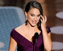 Natalie Portman's Oscar dress sells for 50K