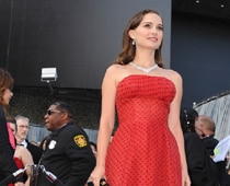 Natalie Portman's vintage Oscars gown auctioned