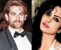 Neil Nitin Mukesh and Ankita Shorey seen arguing at a party