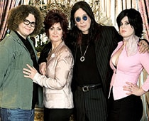 The Osbourne family to make a comeback