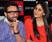 Portrayal of Saif, Kareena in <i>Agent Vinod</i> unconventional: Sriram Raghavan