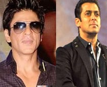 Who will play God, SRK or Salman?