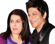 Will SRK do Farah's film again?