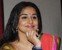 Vidya wins National Award, says she can't believe it