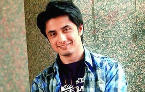 Ali Zafar jams with teenage brother Danyal