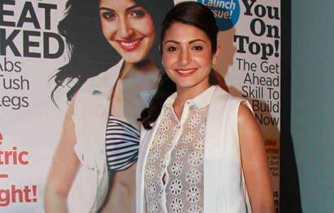 Anushka Sharma shares her fitness mantras