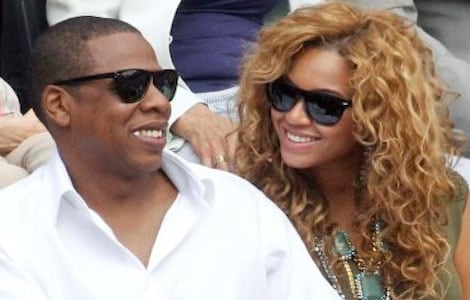 Jay-Z loves Beyonce in flat shoes