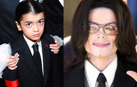 Michael Jackson's ex- bodyguard claims to be father of his youngest son
