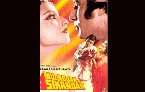 <i>Muqaddar Ka Sikander</i> to be remade after <i>Zanjeer</i>
