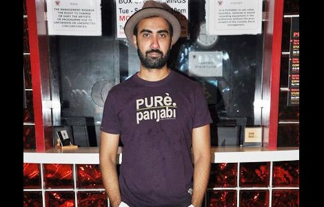 Ranvir Shorey gained 20 kgs for <i>Fatso</i>