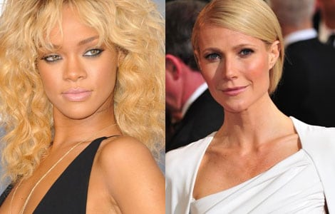 "Rihanna is ""obsessed"" with Gwyneth Paltrow"