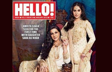 Saif's daughter Sara gets film offers